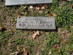 Capt William F Bishop