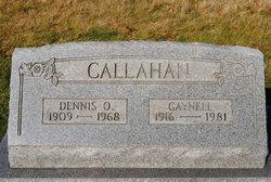 Gaynell <I>Strane</I> Callahan
