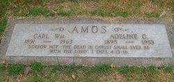 Adeline C <I>Orth</I> Amos
