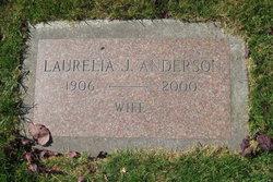 Laurelia Julia <I>Brouillard</I> Anderson