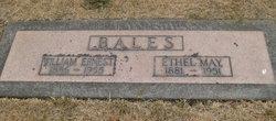 Ethel May <I>VanDorn</I> Bales