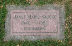 Janet Marie Baucke