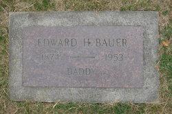 Edward Henry Bauer