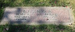 Henry John Bishop