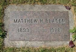 Matthew Henry Blasen
