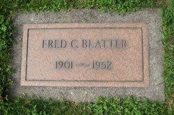 Fred Carl Blatter