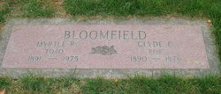 Clyde C Bloomfield