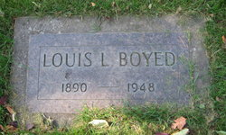 Louis L Boyed