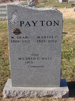 W Dean Payton