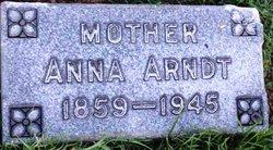 Anna <I>Pons</I> Arndt