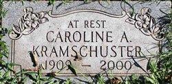 Caroline A Kramschuster