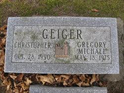 Gregory Michael Geiger