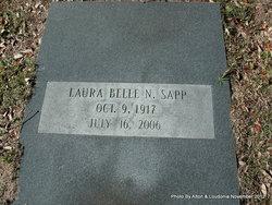 Laura Belle <I>N.</I> Sapp
