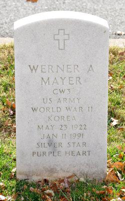 Werner A Mayer