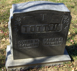 Cyrus M. Totton