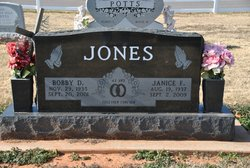 Janice F Jones