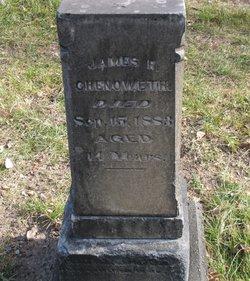 James F. Chenoweth