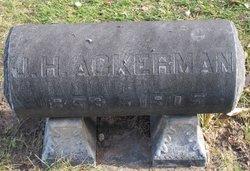 James H. Ackerman