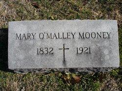 Mary <I>O'Malley</I> Mooney