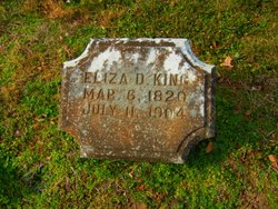 Eliza D King