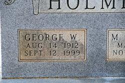 George W. Holmes