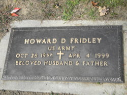 Howard D Fridley