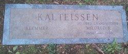 Mildred K Kalteissen