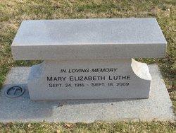 Mary Elizabeth Luthe
