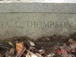 Rev Charles Curtis Thompson