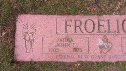 John L Froelich