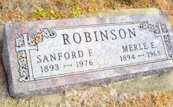 Merle E. Robinson