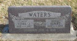 """Albert """"Brownie"""" Waters"""