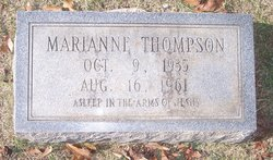 Marianne Thompson