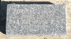 Thomas J. Blair