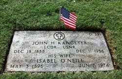 Isabel <I>O'Neill</I> Kangeter