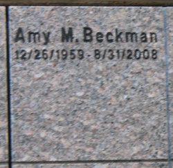 Amy Marie Beckman