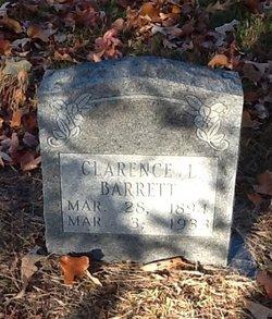 Clarence L Barrett