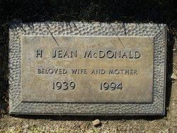 H. Jean McDonald