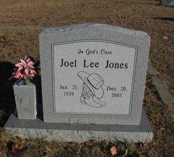 Joel Lee Jones