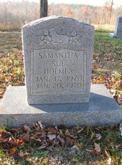 Samantha Sue Holmes