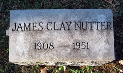 James Clay Nutter