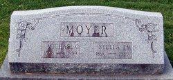 Mrs Stella F. <I>Moyer</I> Moyer
