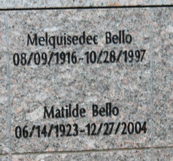 Melquisedee Bello