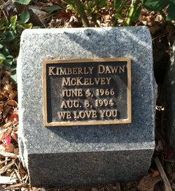 Kimberly Dawn McKelvey