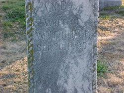 Lydia <I>Wagner</I> Hinch
