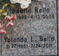 Rodolfo Bello