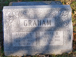 Helen B Graham