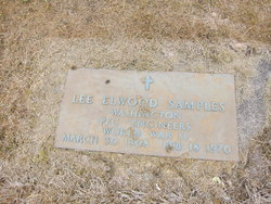 Lee Elwood Samples