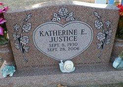 Katherine Elaine <I>Besaw</I> Justice
