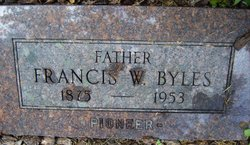 "Francis William ""Frank"" Byles"